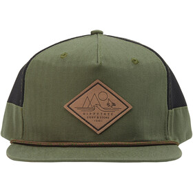Hippy Tree Paragon Bonnet Homme, army